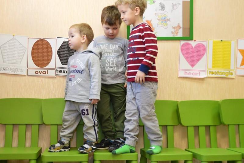 Изучение английского языка в детском саду